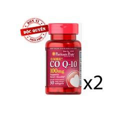 Thực phẩm chức năng cao cấp hỗ trợ tim mạch Q-Sorb Co Q-10 100mg