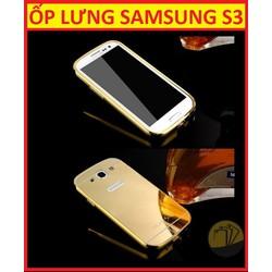 ỐP LƯNG TRÁNG GƯƠNG SAMSUNG GALAXY S3