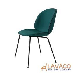 Ghế ăn, ghế cafe nệm chân thép sơn tĩnh điện đẹp ở TP. HCM- Mã 233