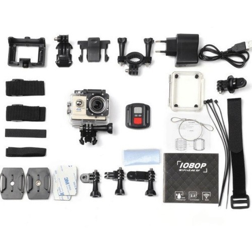 Action Camera 4K Ultral HD 9