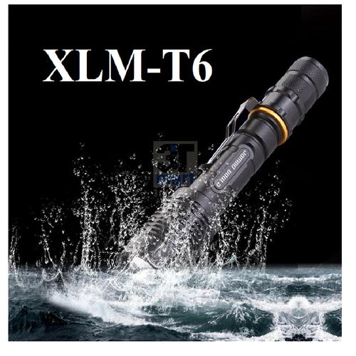 Đèn pin Led cầm tay CREE XML-T6 siêu sáng kèm 2 pin 3.7v 4800mAh và sạc đôi - 6114312 , 10274125 , 15_10274125 , 359000 , Den-pin-Led-cam-tay-CREE-XML-T6-sieu-sang-kem-2-pin-3.7v-4800mAh-va-sac-doi-15_10274125 , sendo.vn , Đèn pin Led cầm tay CREE XML-T6 siêu sáng kèm 2 pin 3.7v 4800mAh và sạc đôi