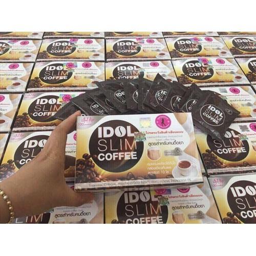 Cà phê giảm cân Idol Slim Coffee Thái Lan - 4137812 , 10272317 , 15_10272317 , 99000 , Ca-phe-giam-can-Idol-Slim-Coffee-Thai-Lan-15_10272317 , sendo.vn , Cà phê giảm cân Idol Slim Coffee Thái Lan