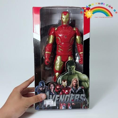 Mô hình siêu anh hùng Người sắt  KA473 - 4143752 , 10280068 , 15_10280068 , 227000 , Mo-hinh-sieu-anh-hung-Nguoi-sat-KA473-15_10280068 , sendo.vn , Mô hình siêu anh hùng Người sắt  KA473