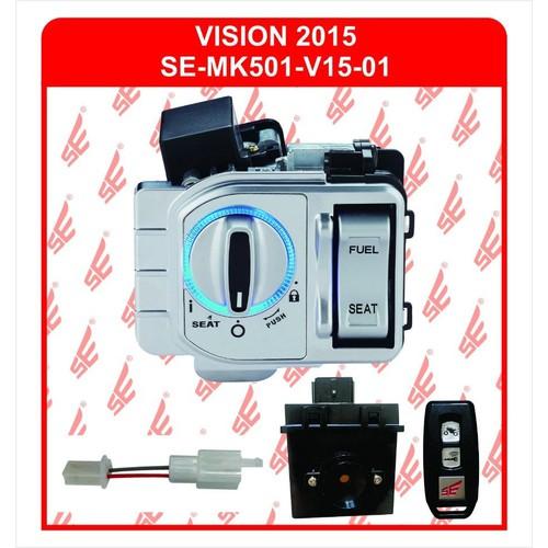 Khóa thông minh CHỐNG CƯỚP Smartkey Vision 2015 Click 125i Vario 150i