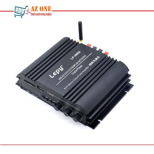 Bộ Khuếch Đại Âm Thanh Ampli Bluetooth Công Suất Lớn LEPY 269S