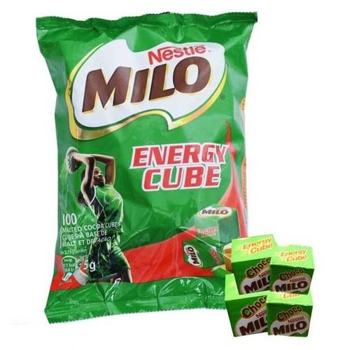 Kẹo Milo Cube 100 Viên