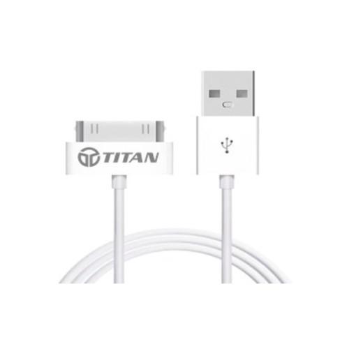 CÁP SẠC NHANH IPHONE 4 TITAN CA04