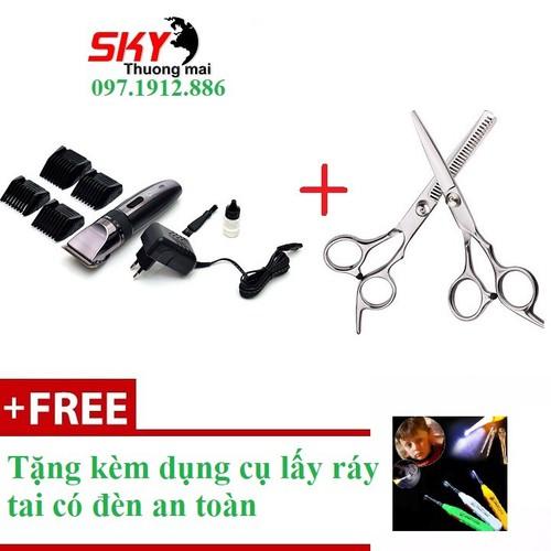 [ CÓ VIDEO THẬT + FREE SHIP ] Tông Đơ Cắt Tóc Codol 531 tặng kèm bộ kéo cắt tỉa + lấy ráy tai có đèn an toàn cho bé - 4155629 , 10298007 , 15_10298007 , 350000 , -CO-VIDEO-THAT-FREE-SHIP-Tong-Do-Cat-Toc-Codol-531-tang-kem-bo-keo-cat-tia-lay-ray-tai-co-den-an-toan-cho-be-15_10298007 , sendo.vn , [ CÓ VIDEO THẬT + FREE SHIP ] Tông Đơ Cắt Tóc Codol 531 tặng kèm bộ kéo
