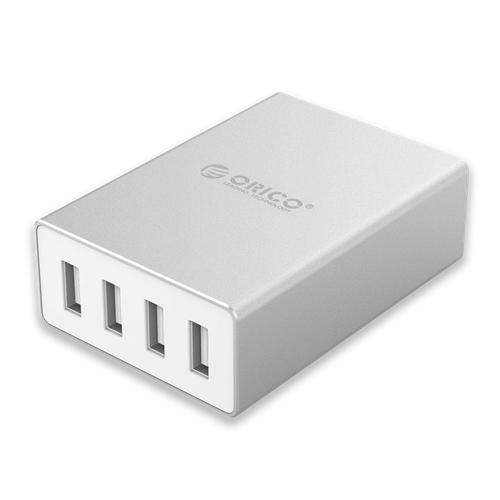 Sạc điện thoại 4 cổng USB, 25W ORICO ASK-4U