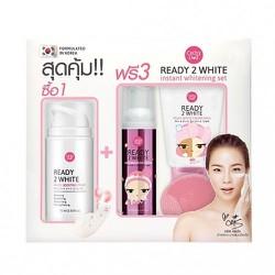 Bộ sản phẩm dưỡng trắng da Cathy Doll Ready 2 White