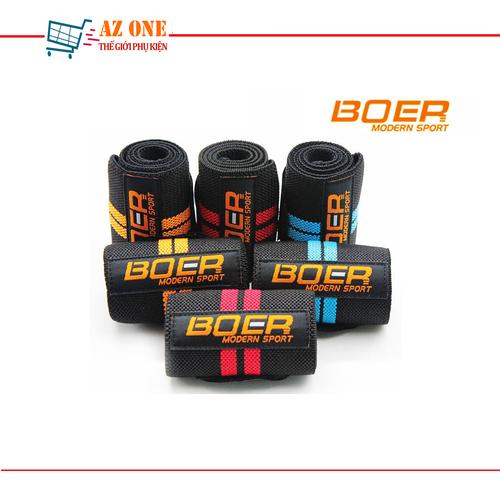 Đai quấn bảo vệ cổ tay khi tập Gym BOER Xỏ ngón cái - 4156062 , 10298704 , 15_10298704 , 192000 , Dai-quan-bao-ve-co-tay-khi-tap-Gym-BOER-Xo-ngon-cai-15_10298704 , sendo.vn , Đai quấn bảo vệ cổ tay khi tập Gym BOER Xỏ ngón cái