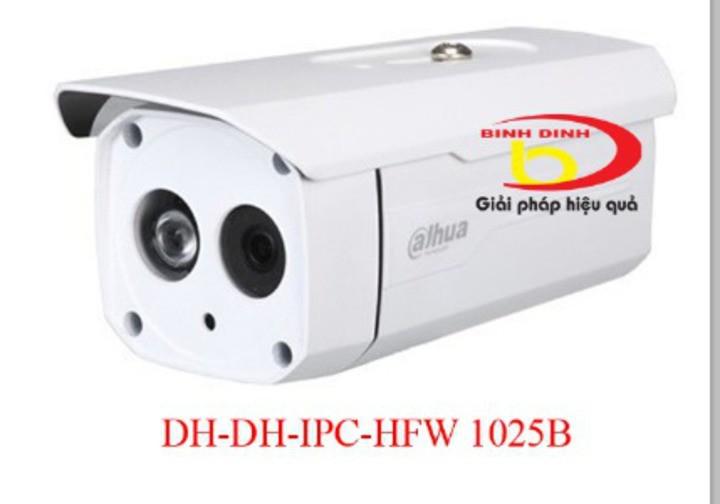 Camera IP 1.0 Megapixel Dahua DH-IPC-HFW 1025B 3