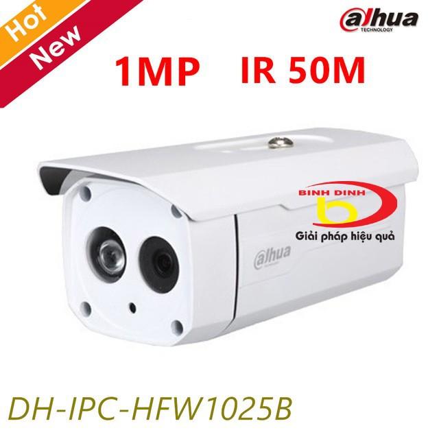 Camera IP 1.0 Megapixel Dahua DH-IPC-HFW 1025B 5