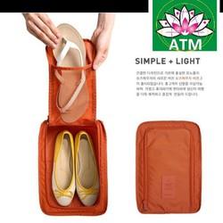 Set 2 Túi đựng giày du lịch tiện ích Nhập Khẩu nhé tại Atmshop88