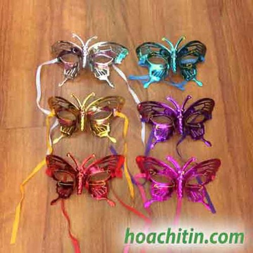 mặt nạ bướm bóng kim tuyến hóa trang halloween - 4158208 , 10301538 , 15_10301538 , 30000 , mat-na-buom-bong-kim-tuyen-hoa-trang-halloween-15_10301538 , sendo.vn , mặt nạ bướm bóng kim tuyến hóa trang halloween