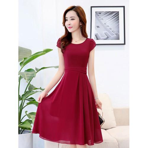 Đầm Xoè Tay Con_VD230