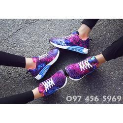 Giày đôi thể thao nam nữ mẫu mới