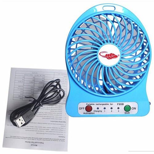 Quạt điều hòa Quạt mini fan xài pin sạc tích điện có đèn - 4167363 , 10316101 , 15_10316101 , 59000 , Quat-dieu-hoa-Quat-mini-fan-xai-pin-sac-tich-dien-co-den-15_10316101 , sendo.vn , Quạt điều hòa Quạt mini fan xài pin sạc tích điện có đèn