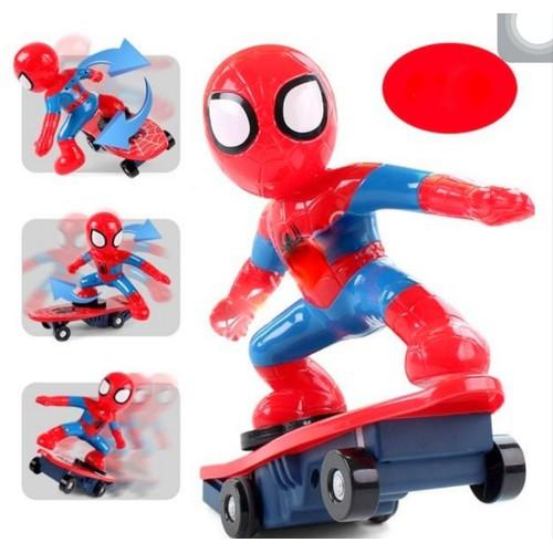 đồ chơi người nhện lướt ván - 4164722 , 10311922 , 15_10311922 , 105000 , do-choi-nguoi-nhen-luot-van-15_10311922 , sendo.vn , đồ chơi người nhện lướt ván