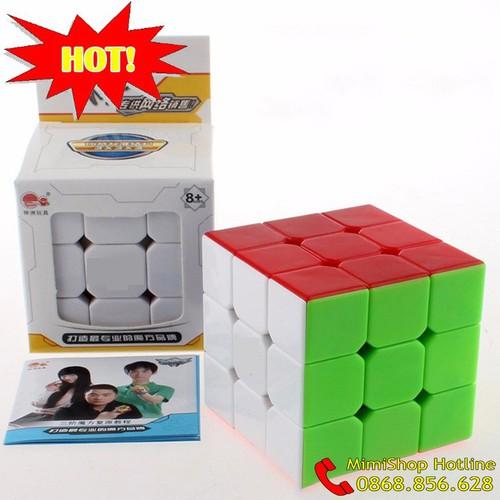 Đồ Chơi Rubik 3x3. Rubik 3x3x3. Rubik Rubik Moyu ChuWen Stickerless - 4167758 , 10316376 , 15_10316376 , 75000 , Do-Choi-Rubik-3x3.-Rubik-3x3x3.-Rubik-Rubik-Moyu-ChuWen-Stickerless-15_10316376 , sendo.vn , Đồ Chơi Rubik 3x3. Rubik 3x3x3. Rubik Rubik Moyu ChuWen Stickerless