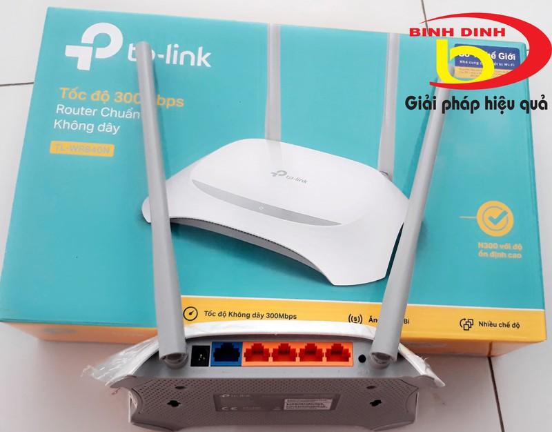 Bộ Định tuyến không dây TP Link TL WR840N 5