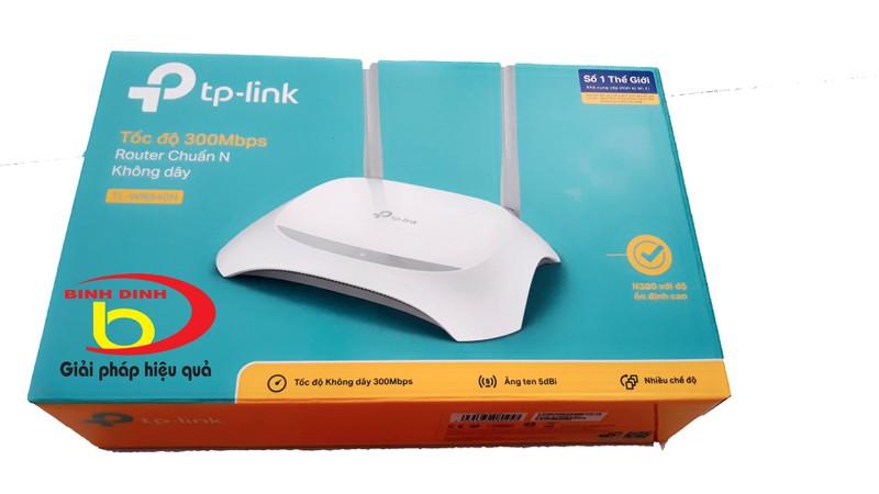 Bộ Định tuyến không dây TP Link TL WR840N 3