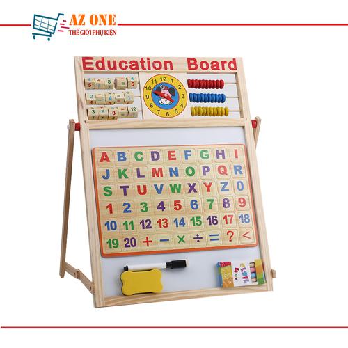 Bảng tính 2 mặt đa năng kèm bộ chữ số bằng gỗ gắn nam châm - 4165610 , 10313136 , 15_10313136 , 232000 , Bang-tinh-2-mat-da-nang-kem-bo-chu-so-bang-go-gan-nam-cham-15_10313136 , sendo.vn , Bảng tính 2 mặt đa năng kèm bộ chữ số bằng gỗ gắn nam châm