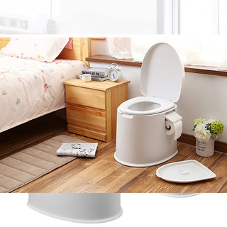 Ghế bô vệ sinh - Bồn cầu di động - ghế bô vệ sinh đa năng - RE0034 thumbnail