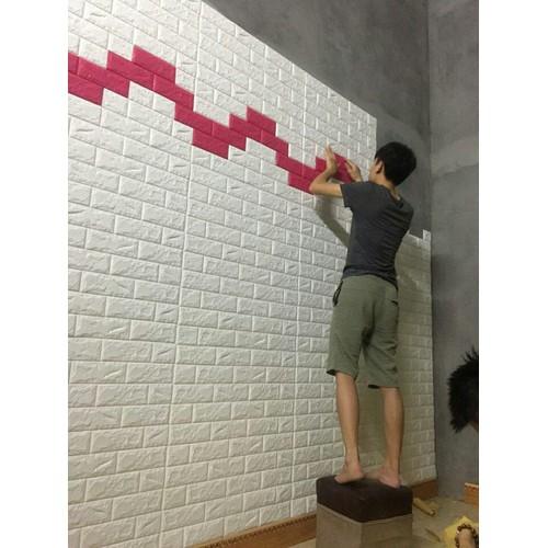 Combo 83 miếng Xốp dán tường 3D giả gạch loại đẹp - 4177578 , 10330384 , 15_10330384 , 2118000 , Combo-83-mieng-Xop-dan-tuong-3D-gia-gach-loai-dep-15_10330384 , sendo.vn , Combo 83 miếng Xốp dán tường 3D giả gạch loại đẹp