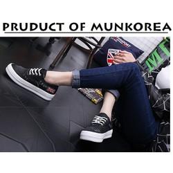 Giày nữ vải jean
