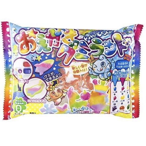 Bộ đồ chơi làm kẹo dẻo gummy popin cookin
