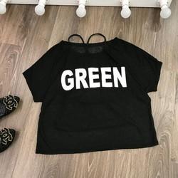 ÁO THUN GREEN KÈM LÓT