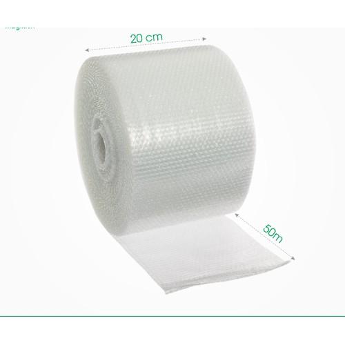 Cuộn bóng khí màng xốp hơi bọc hàng chống sốc 20cm x 50m - 4173912 , 10325743 , 15_10325743 , 200000 , Cuon-bong-khi-mang-xop-hoi-boc-hang-chong-soc-20cm-x-50m-15_10325743 , sendo.vn , Cuộn bóng khí màng xốp hơi bọc hàng chống sốc 20cm x 50m