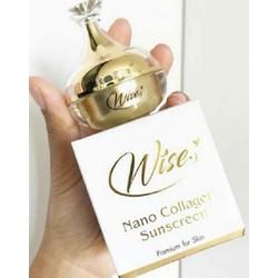 Kem dưỡng da chống nắng Wise Nano Collagen