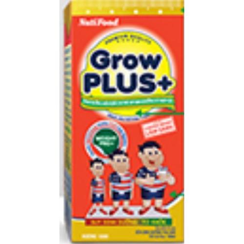 THÙNG 48 HỘP SỮA TƯƠI NUTIFOOD GROW PLUS 250ML
