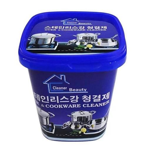 bộ 02 lọ kem tẩy rửa nhà bếp đa năng cao cấp Hàn Quốc