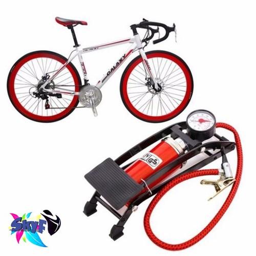 Bơm hơi bằng chân xe đạp xe máy ô tô - 4170344 , 10321182 , 15_10321182 , 132000 , Bom-hoi-bang-chan-xe-dap-xe-may-o-to-15_10321182 , sendo.vn , Bơm hơi bằng chân xe đạp xe máy ô tô