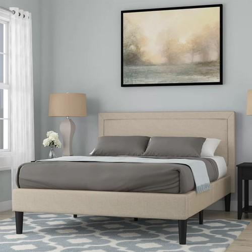 Giường ngủ cao cấp bọc nệm PH-GNN10-V6