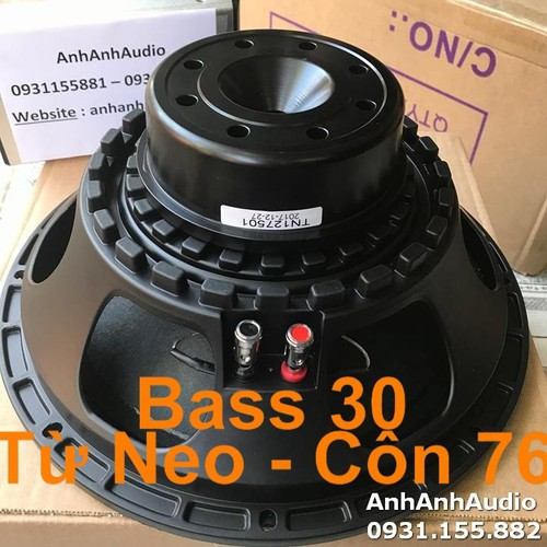 Loa Bass 30 Từ Neo Coil 76 Cao Cấp | Hàng Nhập | Củ Loa 30 | Bass 30 - 4178024 , 10330989 , 15_10330989 , 4200000 , Loa-Bass-30-Tu-Neo-Coil-76-Cao-Cap-Hang-Nhap-Cu-Loa-30-Bass-30-15_10330989 , sendo.vn , Loa Bass 30 Từ Neo Coil 76 Cao Cấp | Hàng Nhập | Củ Loa 30 | Bass 30