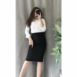 Chân váy BODY co Giãn Cao Cấp -TẶNG NGAY 10k