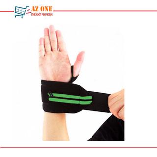 Quấn cổ tay tập Gym xỏ ngón Boer - Quấn cổ tay xỏ ngón Boer thumbnail
