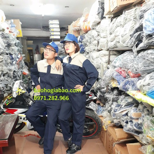 Quần áo Bảo hộ lao động ghi tím than túi hộp - 4182200 , 10336908 , 15_10336908 , 260000 , Quan-ao-Bao-ho-lao-dong-ghi-tim-than-tui-hop-15_10336908 , sendo.vn , Quần áo Bảo hộ lao động ghi tím than túi hộp