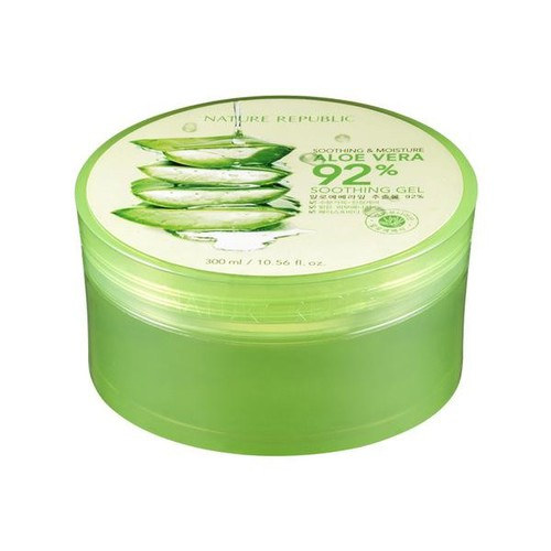 Gel lô hội Nature Republic Aloe Vera Soothing Gel