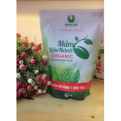 mầm đậu nành organic linh spa