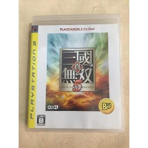 ĐĨA PS3 SHIN SANGOKU MUSOU 5