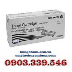 Mực In Fuji Xerox CT202330, Black Toner Cartridge