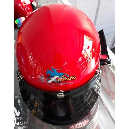 Nón bảo hiểm Andes trơn đỏ - 4183557 , 10338418 , 15_10338418 , 280000 , Non-bao-hiem-Andes-tron-do-15_10338418 , sendo.vn , Nón bảo hiểm Andes trơn đỏ