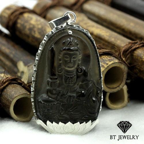 [FREESHIP 99K] Mặt Phật Văn Thù Bồ Tát Thương Hiệu BT JEWELRY