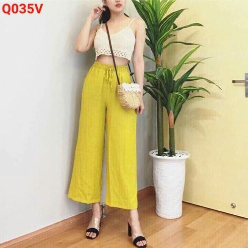 Quần Đũi ống rộng thời trang nữ - 4178883 , 10332351 , 15_10332351 , 170000 , Quan-Dui-ong-rong-thoi-trang-nu-15_10332351 , sendo.vn , Quần Đũi ống rộng thời trang nữ