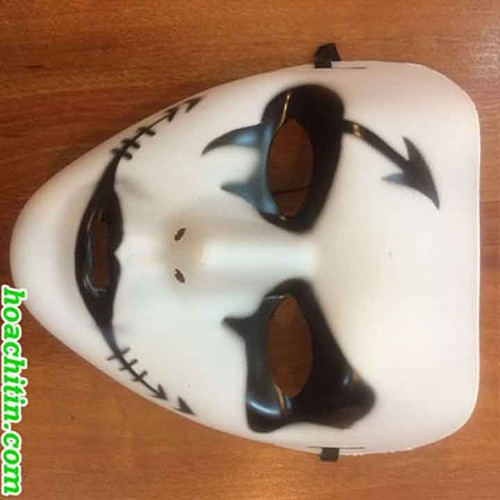 Mặt nạ hip hop jabbawockeez mũi tên hóa trang halloween